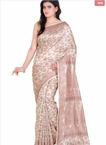 a8143c21296df Kamila Creations Festive and Party A Beautiful Designer Soft Banarasi Silk  Saree