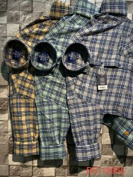 Men Casual Wear Cotton Check Shirt