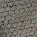 Grey Raschel Net Fabric, Use: Garments