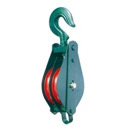 Pulley Block, Capacity: 1-15 Ton