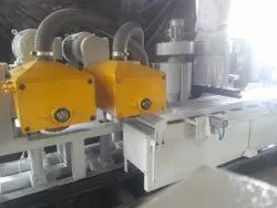 Section Buffing Machine
