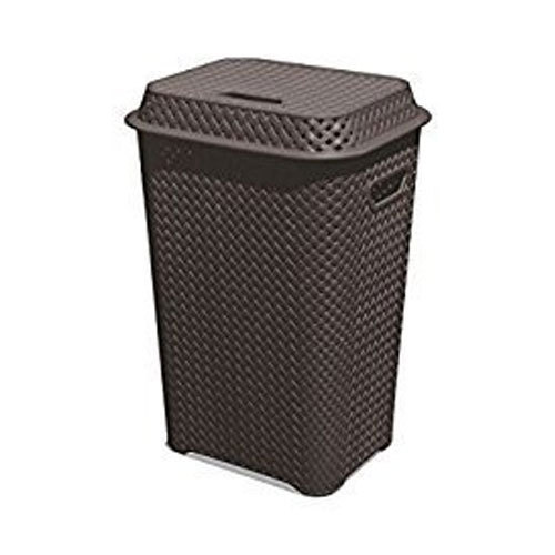 Plastic Brown Milton Laundry Basket, Rs 672 /piece Shri International | ID:  18729222155