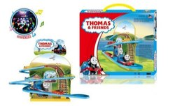 Red Thoms Train ( Rail King ) For Toys