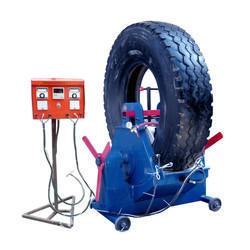 JM 7200 Tyre Section Repair Machine