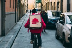 Food Delivery At Home|office