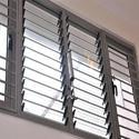 Modern Aluminium Louver Window