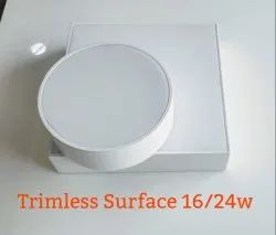 LED Trimless / Rimless / Framless Downlight Surface
