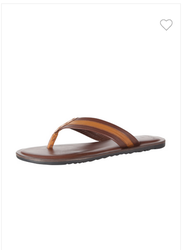 Van Heusen Brown Flip Flops VHMMS00805 Slipper