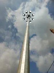 Swaged Pole