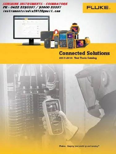 Digital Measuring Instruments - FLUKE INSTRUMENTS