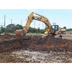 Soil Excavation Service