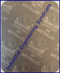 Champion Style 20 Metallic Jointing Sheets