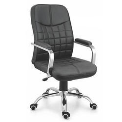 Sps-151 Medium Back Leather Executive Chair