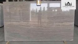 Brown Polished Raw Silk Granite, Thickness: 15-20 mm, Countertops