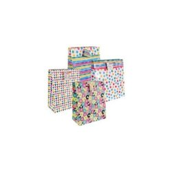 Multicolor Gift Paper Bag