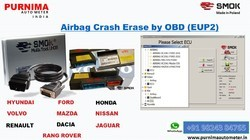 Airbag Crash Erase By Obd (eup2) Software