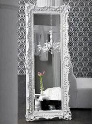 Designer Wooden Mirror