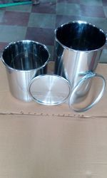 Stainless Steel Crevice Free Containers