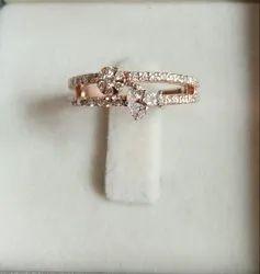 Cluster Diamond Fancy Ring
