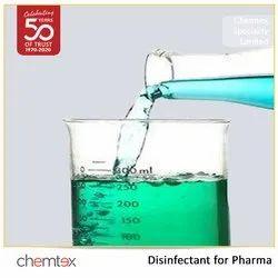 Disinfectant for Pharma
