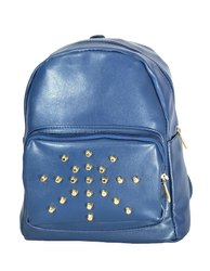Girls Blue Backpack