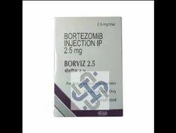 Intas 2.5 mg Borviz Bortezomib Injection