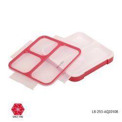 Lunch Box-LB-253-AQ20108  Red