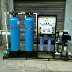 500 LPH  Water Filter Reverse Osmosis Plants