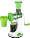 N-11-09 Fruit and Vegetable Juicer Deluxe