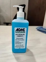 AGME Hand Sanitizer with Chlorhexidine (500ml)