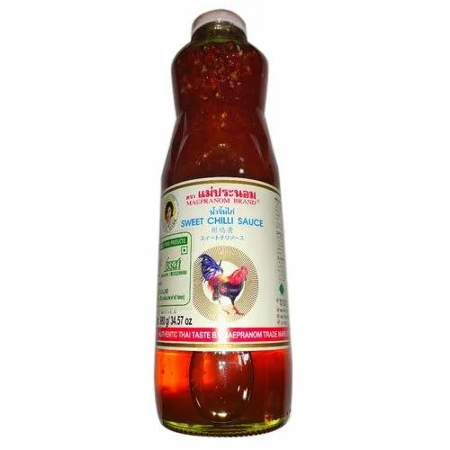 Maepranom Sweet Chili Sauce Packaging Type Bottle Rs 240 Piece Id 21677874888