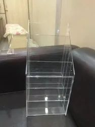 Acrylic Catalog Stand