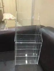 Acrylic Catalog Stand