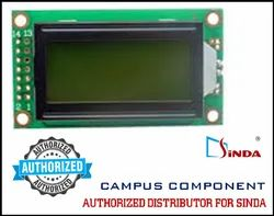 8x2 COB LCD Display