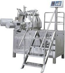 Stainless Steel Owen Rapid Mixer Granulator, Capacity: 10 Ltr- 1000ltr