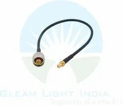 RF Cable Assembly N Male to SMA Female in RG58