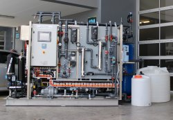 Residential Grey Water Treatment Plant