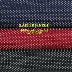 Laffer Finish 100% Cotton Print Fabric