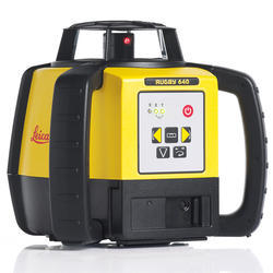 Leica Rugby 640 Rotary Laser