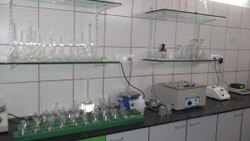Pesticide Testing Lab Setup