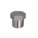 Stainless Steel Socket Weld Plug Fitting 310