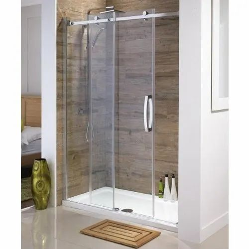 Orion Acrylic, Stainless Steel Shower Enclosures