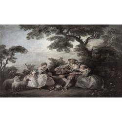 Rococo Art Paintings