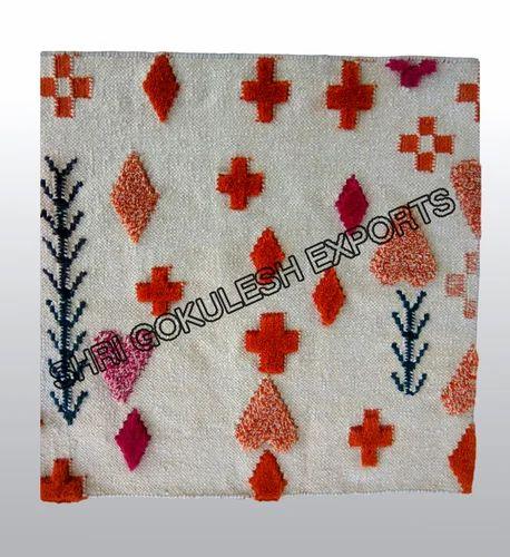 SGE Modern Wool Shaggy Carpets