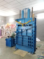 Towel Baling Machine