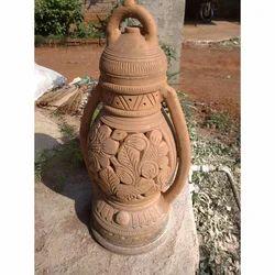 Garden Ceramic Antique Lamp