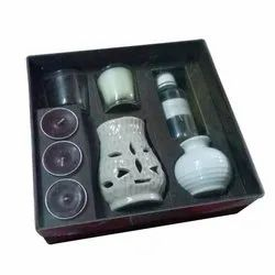 PVC Candle Packaging Box