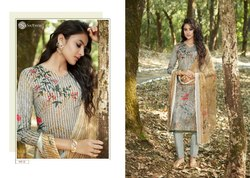 Pure Cotton Lawn Dress
