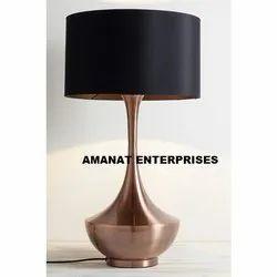 Decorative Table Brass Lamp