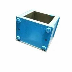 Mild Steel 70.6 mm Cube Mould